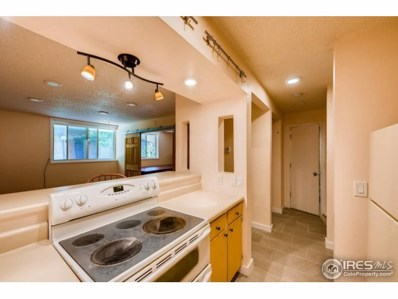 2707 Valmont Rd UNIT 106, Boulder, CO 80304 - MLS#: 833854