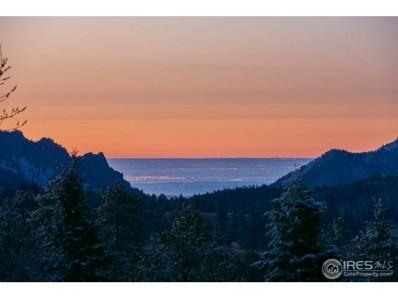 8569 Flagstaff Rd, Boulder, CO 80302 - MLS#: 834427