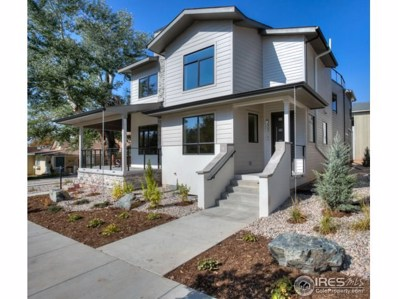 854 E Stuart St, Fort Collins, CO 80525 - MLS#: 834798