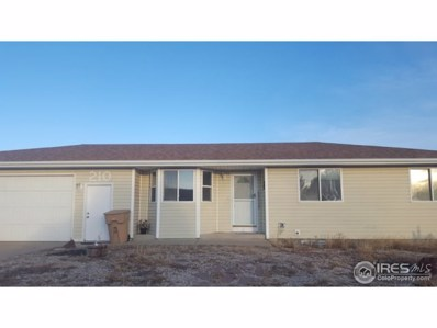 210 Ridge St, Wiggins, CO 80654 - MLS#: 836270