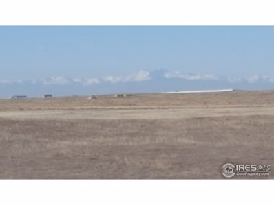 Cr 80, Briggsdale, CO 80611 - MLS#: 836689
