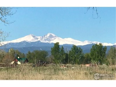 8313 S County Road 13, Fort Collins, CO 80525 - MLS#: 836885