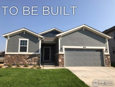 1842 High Plains Dr, Longmont, CO 80503 - MLS#: 839538