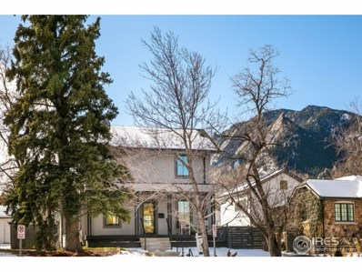870 University Ave, Boulder, CO 80302 - MLS#: 840264