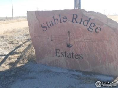 Road 7.3, Wiggins, CO 80654 - MLS#: 840755