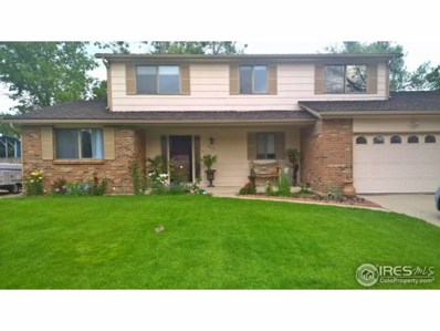 1025 E 19th Ave, Broomfield, CO 80020 - MLS#: 840942