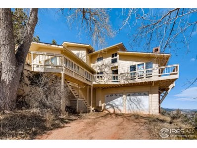 6357 Red Hill Rd, Boulder, CO 80302 - MLS#: 840995