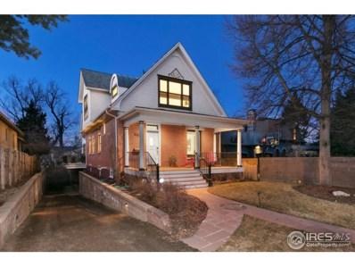 563 Arapahoe Ave, Boulder, CO 80302 - MLS#: 841347