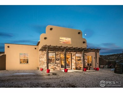 616 Horse Mountain Dr, Livermore, CO 80536 - MLS#: 841579
