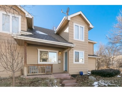 1927 23rd St UNIT B, Boulder, CO 80302 - MLS#: 841666