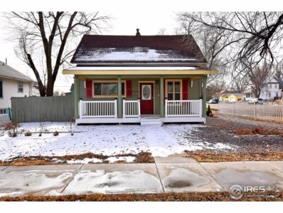 1128 5th St, Greeley, CO 80631 - MLS#: 842212