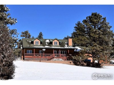 144 Manhead Mountain Dr, Livermore, CO 80536 - MLS#: 842340