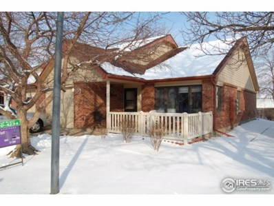 4560 Larkbunting Dr UNIT 8-D, Fort Collins, CO 80526 - MLS#: 842367