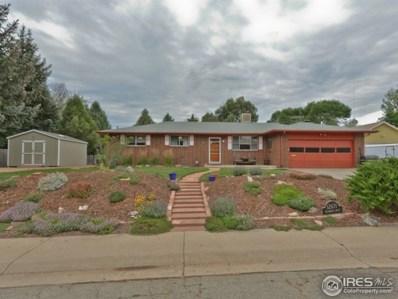 12671 Columbine Dr, Longmont, CO 80504 - MLS#: 842420