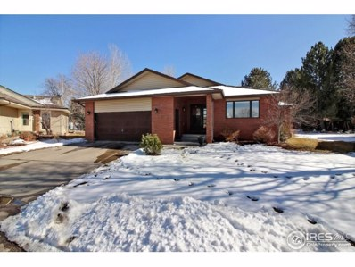 5601 18th St 51 UNIT 51, Greeley, CO 80634 - MLS#: 842645