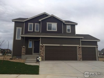 1536 Hanging Valley Ln, Severance, CO 80550 - MLS#: 842717