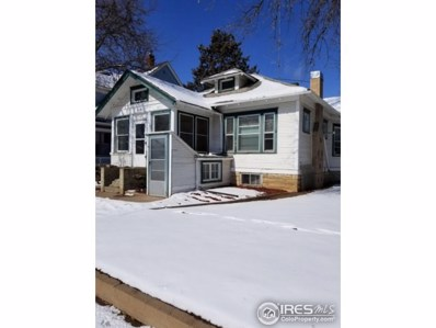 1123 8th St, Greeley, CO 80631 - MLS#: 842802