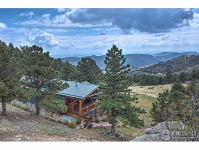 2519 Blue Mountain Trl, Lyons, CO 80540 - MLS#: 843061