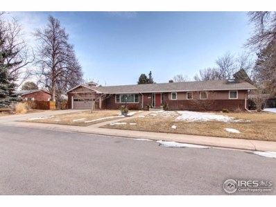 1904 Mohawk St, Fort Collins, CO 80525 - MLS#: 843141