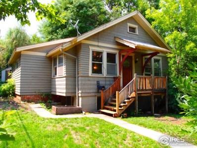 1625 Lincoln Pl, Boulder, CO 80302 - MLS#: 843149