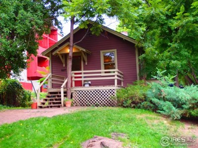 1617 Lincoln Pl, Boulder, CO 80302 - MLS#: 843150