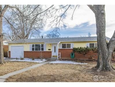 2011 Mountain View Ave, Longmont, CO 80501 - MLS#: 843214