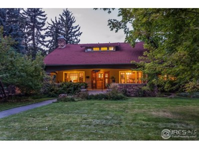 1160 Laporte Ave, Fort Collins, CO 80521 - MLS#: 843320
