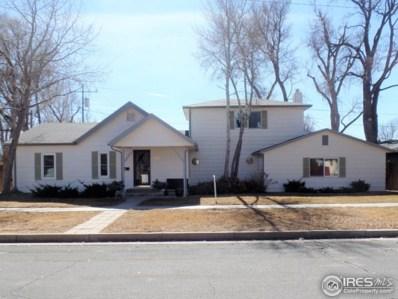 612 E Kiowa Ave, Fort Morgan, CO 80701 - MLS#: 843665