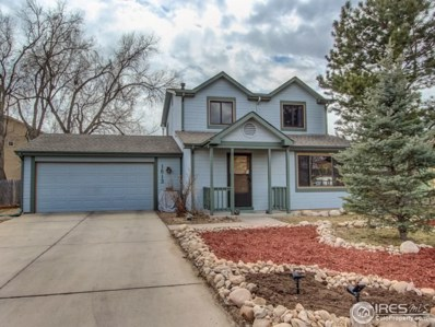 1613 Enfield St, Fort Collins, CO 80526 - MLS#: 844137