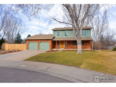 2107 Dover Dr, Fort Collins, CO 80526 - MLS#: 844196