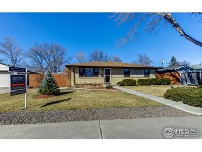 1133 Grant St, Longmont, CO 80501 - MLS#: 844219