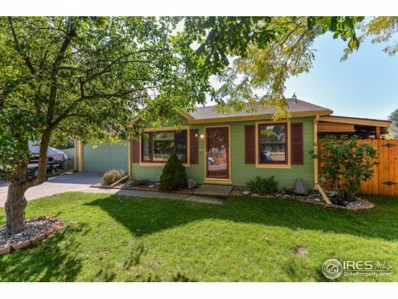 1619 Enfield St, Fort Collins, CO 80526 - MLS#: 844310