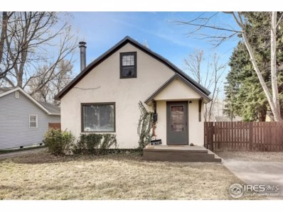 1623 Laporte Ave, Fort Collins, CO 80521 - MLS#: 844375
