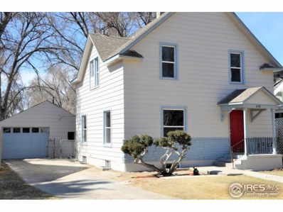 415 Maple St, Fort Morgan, CO 80701 - MLS#: 844393