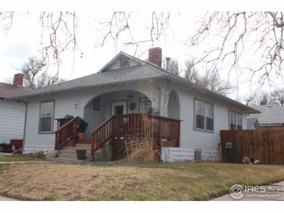 1301 12th Ave, Greeley, CO 80631 - MLS#: 844472