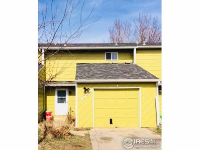 4323 Flag Dr, Laporte, CO 80535 - MLS#: 844739