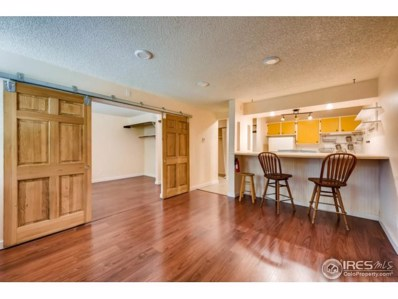 2707 Valmont Rd UNIT 106, Boulder, CO 80304 - MLS#: 844961