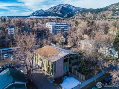 964 Arapahoe Ave UNIT 6, Boulder, CO 80302 - MLS#: 844966