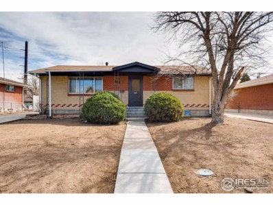 830 Hoover Ave, Fort Lupton, CO 80621 - MLS#: 845013
