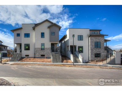 810 Cherokee Dr, Fort Collins, CO 80525 - MLS#: 845104