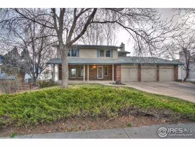 2954 Silverwood Dr, Fort Collins, CO 80525 - MLS#: 845105