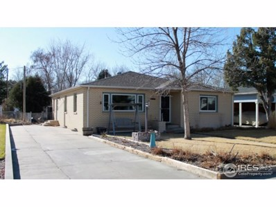 809 Maple St, Fort Morgan, CO 80701 - MLS#: 845191