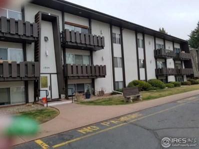 1305 Kirkwood Dr UNIT 302, Fort Collins, CO 80525 - MLS#: 845234
