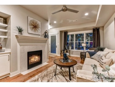 1026 W Mountain Ave, Fort Collins, CO 80521 - MLS#: 845248