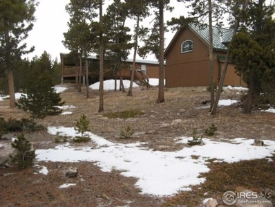 1252 Shoshoni Dr, Red Feather Lakes, CO 80545 - MLS#: 845399