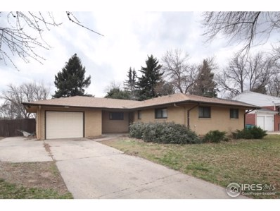1125 E Pitkin St, Fort Collins, CO 80524 - MLS#: 845497