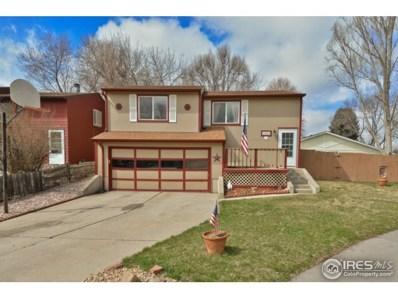 1321 Keystone Ct, Longmont, CO 80501 - MLS#: 845521