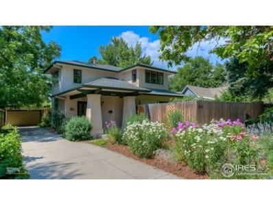 806 Hawthorn Ave, Boulder, CO 80304 - MLS#: 845748