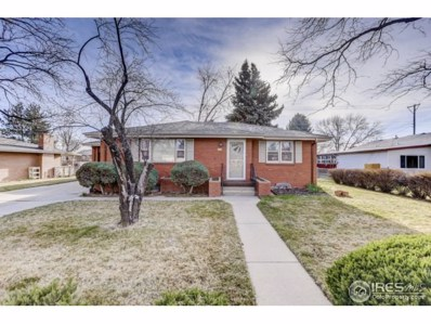 620 35th Ave Ct, Greeley, CO 80634 - MLS#: 845831