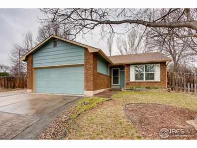 1906 Sonora St, Fort Collins, CO 80525 - MLS#: 845902